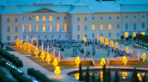 Музей-макет Петербурга и пригородов «Петровская акватория» - уменьшенная копия фото №2
