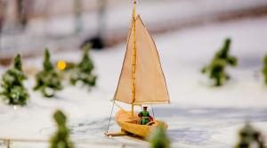 Музей-макет Петербурга и пригородов «Петровская акватория» - уменьшенная копия фото №12