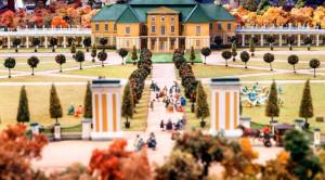 Музей-макет Петербурга и пригородов «Петровская акватория» - уменьшенная копия фото №1