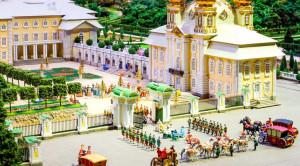 Музей-макет Петербурга и пригородов «Петровская акватория» - уменьшенная копия фото №18
