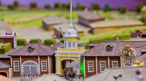 Музей-макет Петербурга и пригородов «Петровская акватория» - уменьшенная копия фото №20