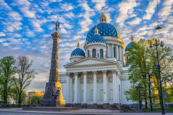 Православные храмы Петербурга - автобусная экскурсия  – фото для каталога