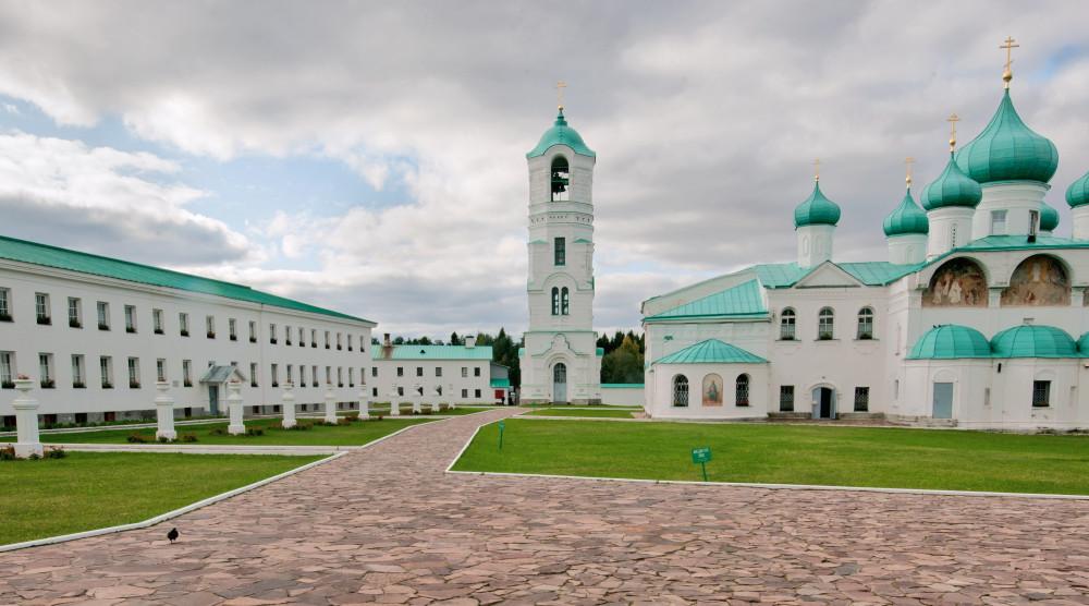 Экскурсия «Монастыри Приладожья» - фото №1