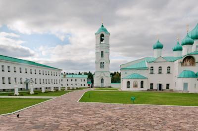 Свято-Троицкий Александра Свирского мужской монастырь  – фото достопримечательности вы увидите на экскурсии