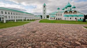 Свято-Троицкий Александра Свирского мужской монастырь  - уменьшенная копия фото №12