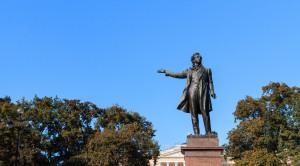 Литературная экскурсия «А.С. Пушкин в Петербурге» - уменьшенная копия фото №4