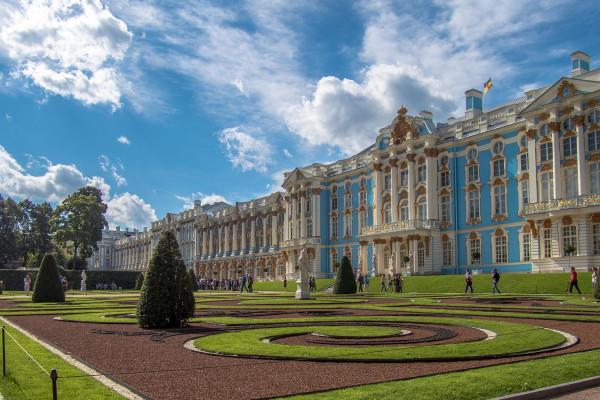 Автобусная экскурсия в Пушкин - Царское село (ENGLISH)  – фото для каталога