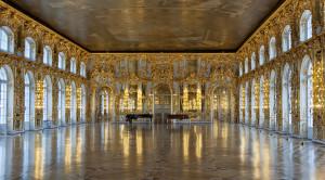 Экскурсия в Пушкин с посещением Янтарной комнаты - уменьшенная копия фото №8