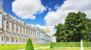 Экскурсия в Пушкин с посещением Янтарной комнаты - уменьшенная копия фото №1