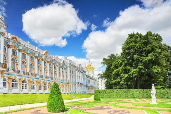 Экскурсия в Царское село (Екатерининский дворец и Царскосельский лицей) фото