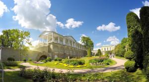 Экскурсия в Пушкин на английском языке с посещением Янтарной комнаты и парка - уменьшенная копия фото №2
