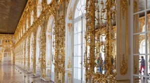 Экскурсия в Пушкин с посещением Янтарной комнаты - уменьшенная копия фото №3