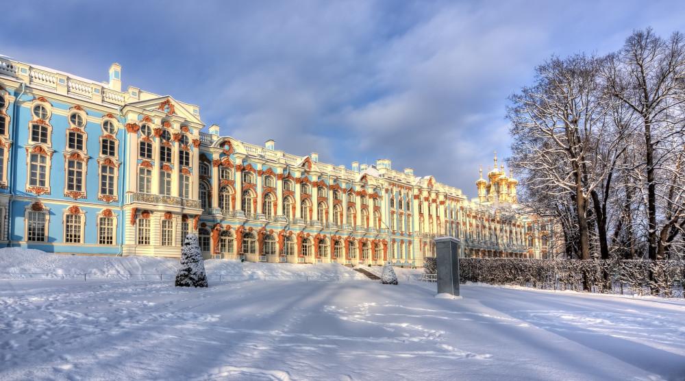 Экскурсия в Пушкин с посещением Янтарной комнаты - фото №1