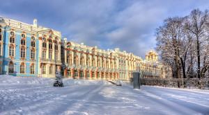Экскурсия в Пушкин с посещением Янтарной комнаты - уменьшенная копия фото №11