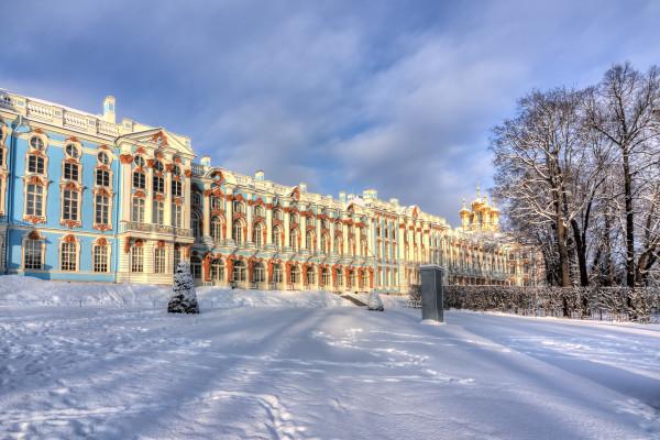 Пушкин (Янтарная комната) - автобусная экскурсия