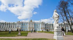Экскурсия в Пушкин с посещением Янтарной комнаты - уменьшенная копия фото №4