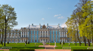 Экскурсия в Пушкин с посещением Янтарной комнаты - уменьшенная копия фото №6