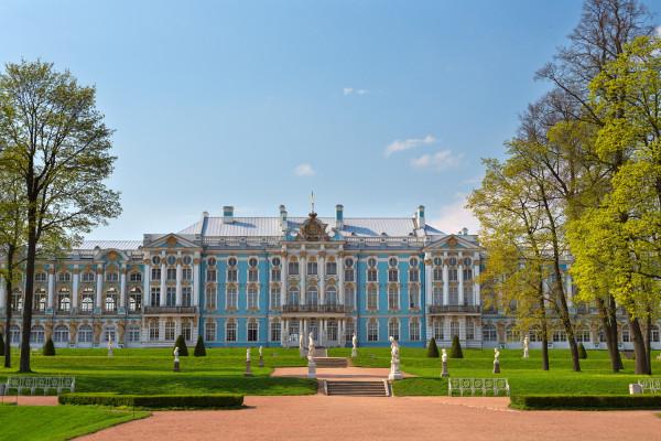 Автобусная экскурсия в Пушкин - Царское село (ENGLISH)