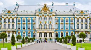 Экскурсия в Пушкин на английском языке с посещением Янтарной комнаты и парка - уменьшенная копия фото №12