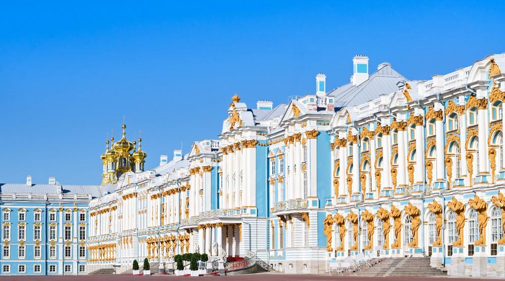 «Романтика Петербурга» (эконом) - тур на 3 дня по городу и экскурсией в Петергоф - фото №1