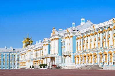 Екатерининский дворец – фото достопримечательности вы увидите на экскурсии