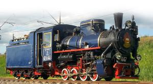 Экскурсия в Гатчинский дворец на ретропоезде - уменьшенная копия фото №1