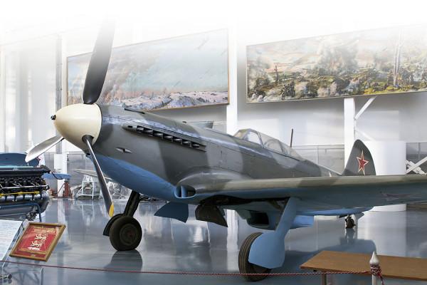 Паровозная прогулка в Музей ВВС