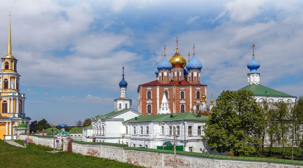 Экскурсия в Рязань и Константиново на ретропоезде - фото №1