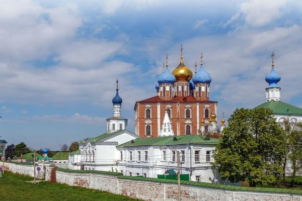 Рязань и Константиново - экскурсия на ретропоезде