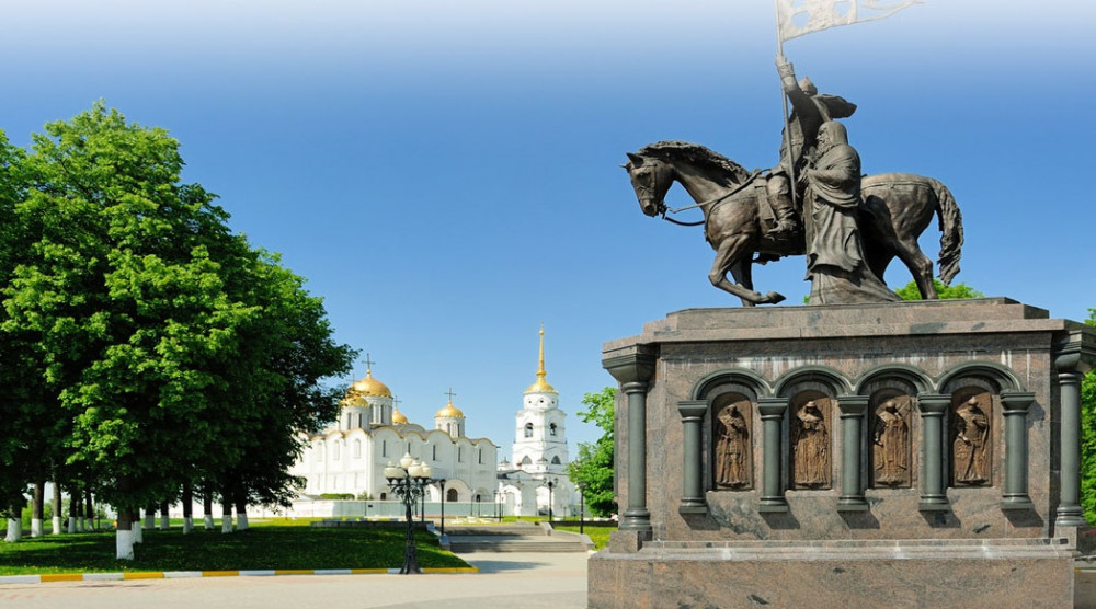 Экскурсия во Владимир и Суздаль на ретропоезде - фото №1