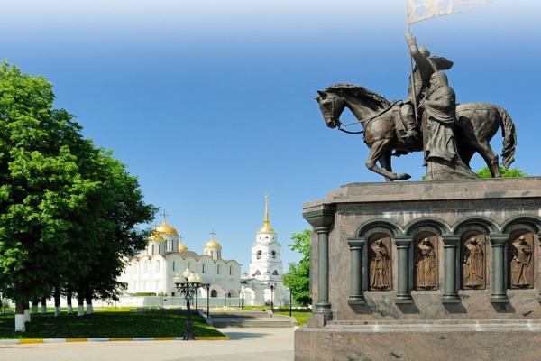 Экскурсия во Владимир и Суздаль на ретропоезде