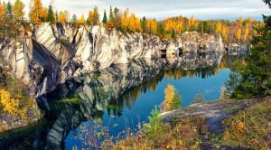 «Карельские выходные: Рускеала и Сортавала» - двухдневный тур в Карелию - уменьшенная копия фото №0