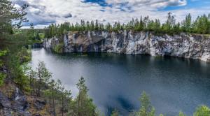 «Карельские выходные: Рускеала и Сортавала» - двухдневный тур в Карелию - уменьшенная копия фото №2