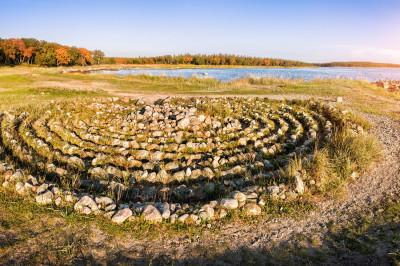 Каменные лабиринты – фото достопримечательности вы увидите на экскурсии