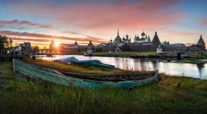 «Кижи - Валаам - 1 день на Соловках» - экскурсионный тур на 4 дня - уменьшенная копия фото №10