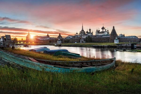 «Кижи - Рускеала - 2 дня на Соловках» - экскурсионный тур на 5 дней  – фото для каталога
