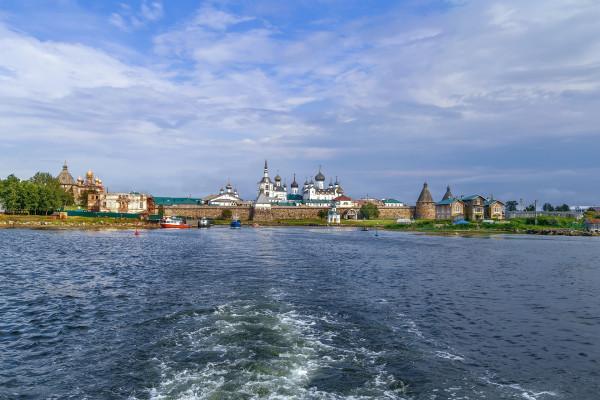 «Санкт-Петербург — Соловецкие острова — Москва»  – фото для каталога