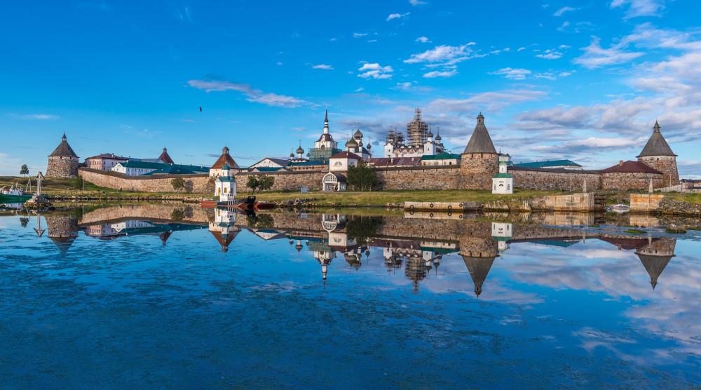 «Кижи - Валаам - 1 день на Соловках» - экскурсионный тур на 4 дня - фото №1
