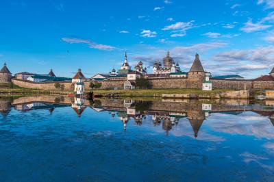 Соловецкий монастырь – фото достопримечательности вы увидите на экскурсии
