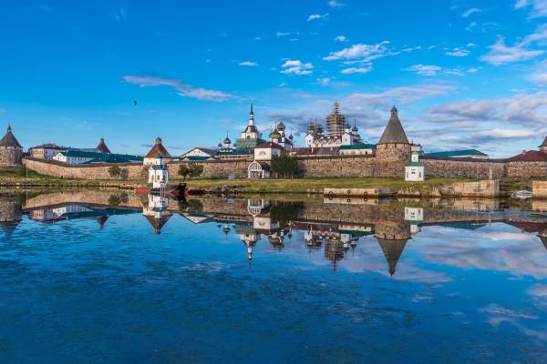 «Кижи - Валаам - 1 день на Соловках» - экскурсионный тур на 4 дня