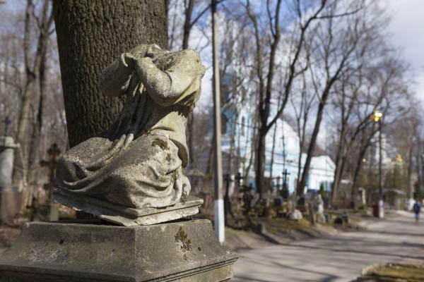 Знаменитые кладбища Санкт-Петербурга  – фото для каталога