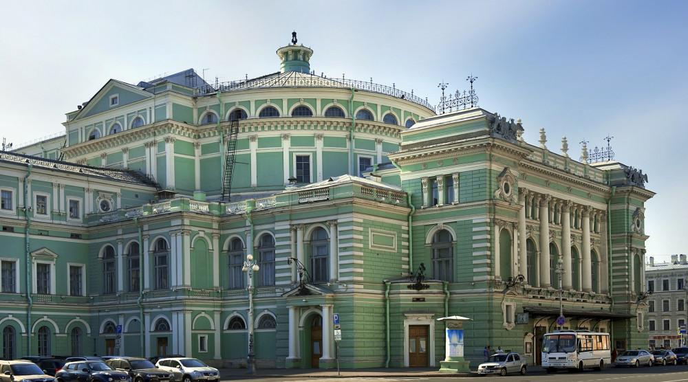 Тематическая экскурсия «Театральный Петербург» - фото №1