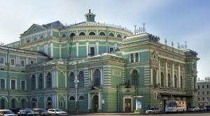 Тематическая экскурсия «Театральный Петербург» - уменьшенная копия фото №1