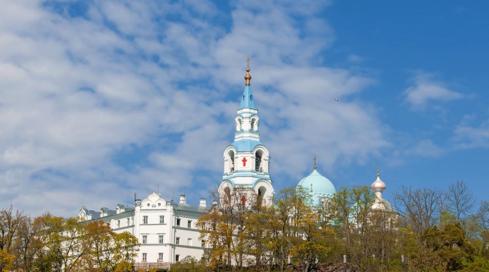 Валаамский Спасо-Преображенский мужской монастырь - фото №1