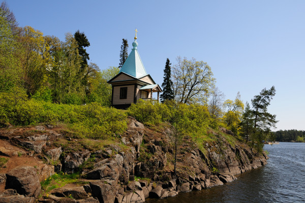 «Кижи - Валаам + Рускеала - 1 день на Соловках» - экскурсионный тур на 4 дня  – фото для каталога