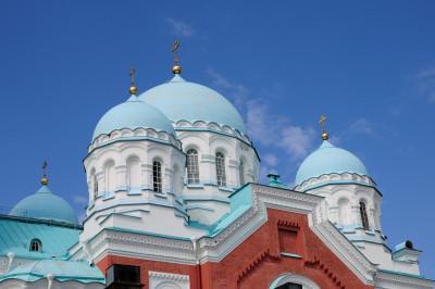 Спасо-Преображенский мужской монастырь  – фото достопримечательности вы увидите на экскурсии