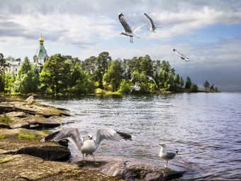 Легенды Карелии: Рускеала и Валаам - экскурсионный тур