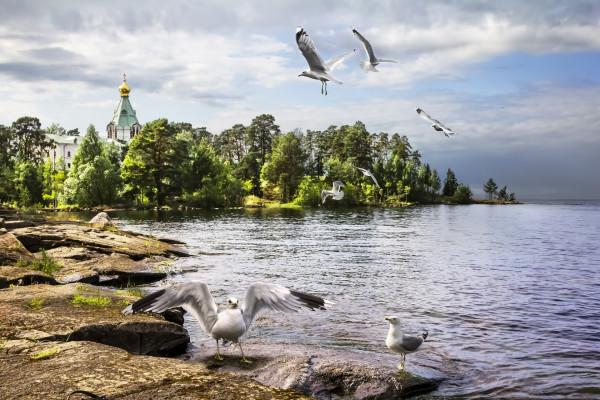 Легенды Карелии: Рускеала и Валаам - экскурсионный тур  – фото для каталога
