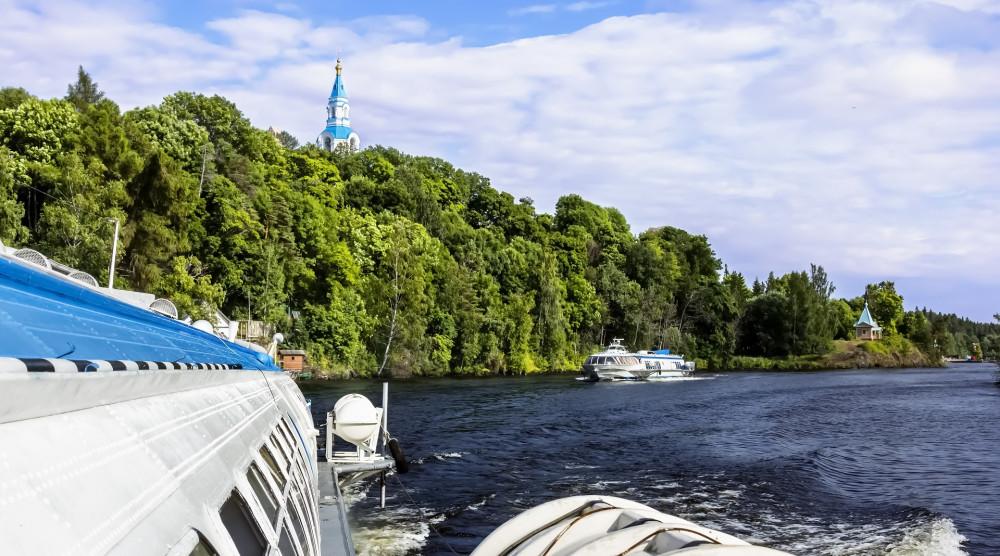 «Валаамская элегия» - трехдневный эконом-тур из Санкт-Петербурга на остров Валаам - фото №1