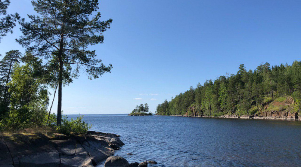 Экскурсия на остров Валаам из Приозерска на метеоре - фото №1